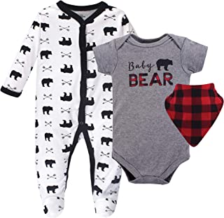 Little Treasure Baby Boys' Multi Piece Clothing Set