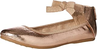 Best rose gold flats with ankle strap Reviews