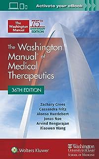 The Washington Manual of Medical Therapeutics Paperback