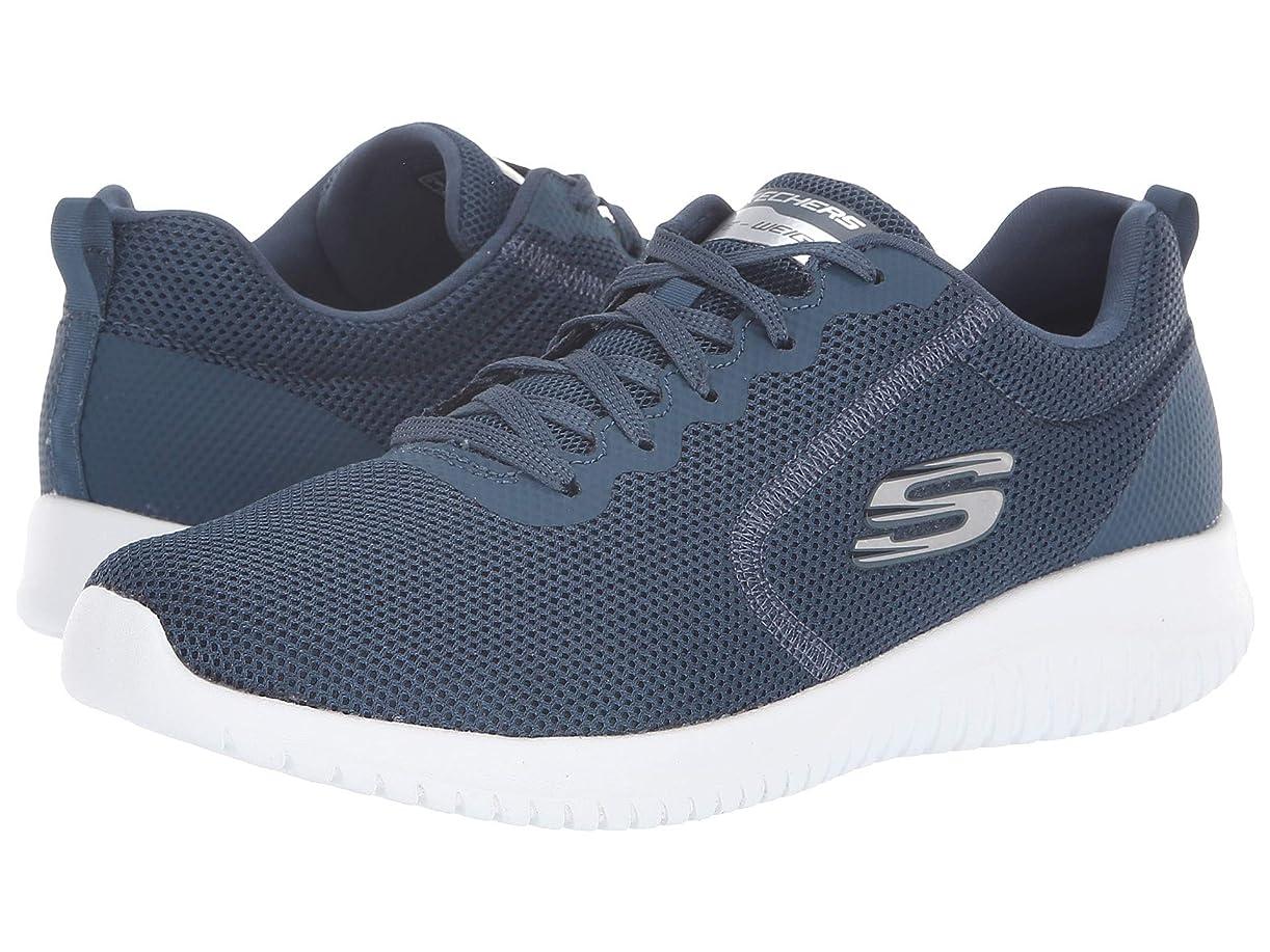 極小意外ロック解除レディーススニーカー?ウォーキングシューズ?靴 Ultra Flex - Free Spirits Navy 7.5 (24.5cm) B [並行輸入品]