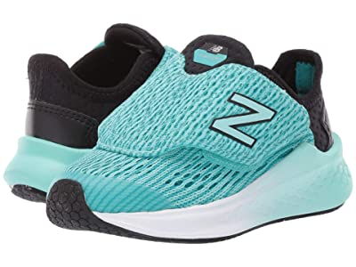 New Balance Kids Fresh Foam Fast (Infant/Toddler) (Black/Tidepool) Girls Shoes