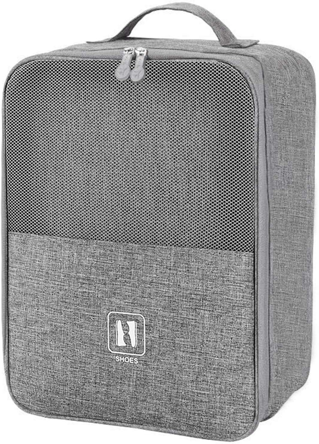 Shoe Year-end annual account Bags Portable Travel Holds 2 Pair 3 of supreme Shoes or