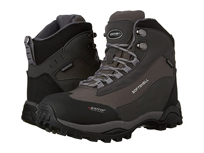 Baffin  Hike (Charcoal) Womens Cold Weather Boots
