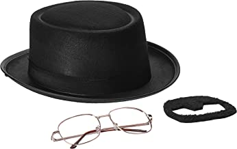 heisenberg hat and glasses