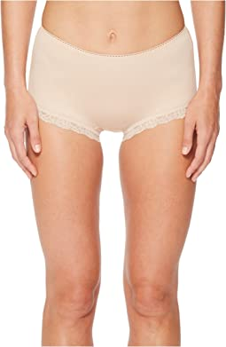 Cotton Shirred Back Panty
