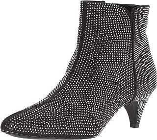 Women's Kick Bit Kitten Heel Bootie Ankle Boot