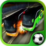 Soccer Team Bus Battle - World Cup 2014