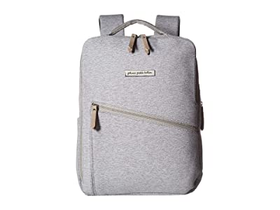 petunia pickle bottom Work + Play Backpack (Grey Neoprene) Diaper Bags