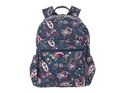 Vera Bradley Campus Backpack (Felicity Paisley) Backpack Bags