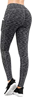 LifeSky Yoga Pants for Women with Pockets High Waist...