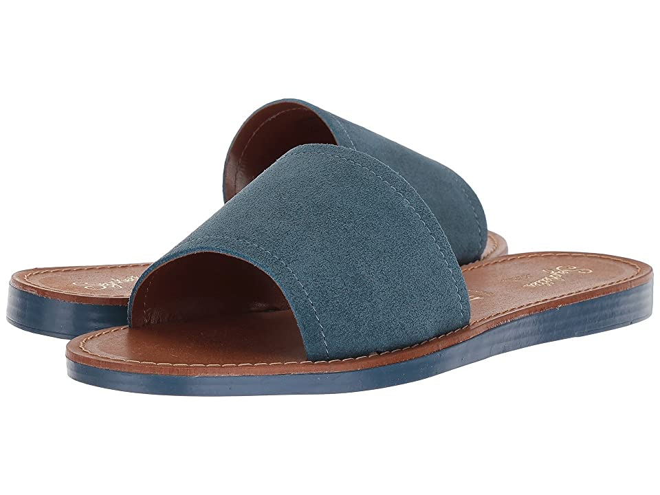 Seychelles Leisure (Blue Suede) Women