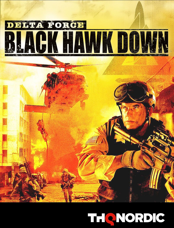 Delta Force: Black Hawk Down [PC Code - Steam]