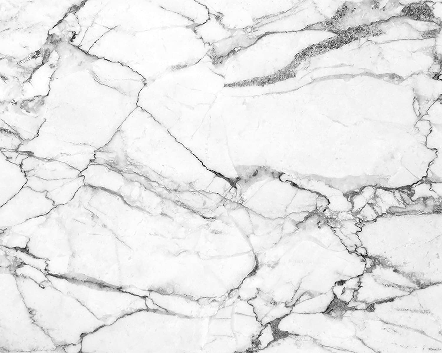 OhPopsi WALS0336 Marble Wall Mural White & Off-White