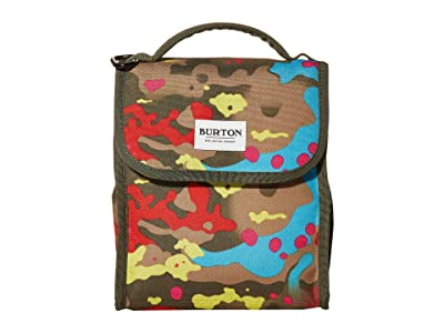 Burton Lunch Sack (Bright Birch Camo Print) Bags