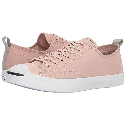 Converse Jack Purcell(r) Jack Ox (Particle Beige/Surplus Sage/White) Athletic Shoes