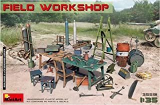 MiniArt Field Workshop 35591 Accessoire de modélisme Gris