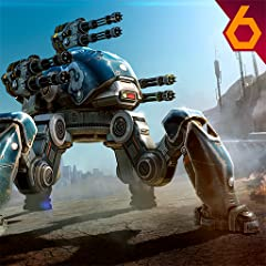 48 battle robots with different strengths; more than 50 weapon types, including ballistic missiles, energy and plasma guns. What will you choose? many possible combinations of robots and weapons. Create a war machine to fit your own play style; creat...