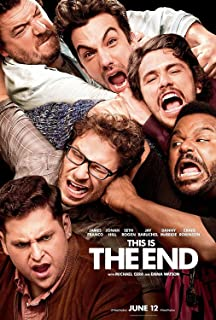 Da Bang This is The End (2016) Movie Poster (24x36) - James Franco Seth Rogen Hill