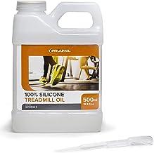 PROUNOL 100% pure siliconenolie voor loopbanden - fles van 500 ml