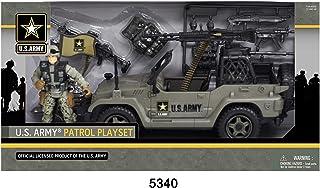 United States Army Patrol Playset