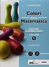 Permalink to Colori della matematica. Ediz. azzurra smart. Con Quaderno di inclusione e recupero. Per il biennio dei Licei. Con ebook. Con espansione online: 1 PDF