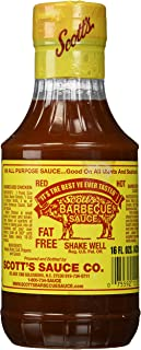 Scott's Carolina Barbecue Sauce (16 ounce) by Unknown