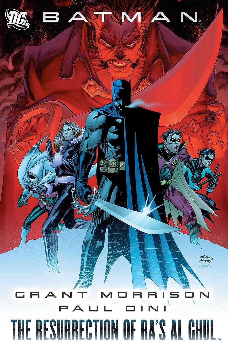 不道徳文字真珠のようなBatman: The Resurrection of Ra's Al Ghul (Batman by Grant Morrison series Book 2) (English Edition)
