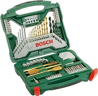 Bosch X-Line Titanium Set, 70 Pieces