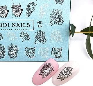 Best lion nail art Reviews