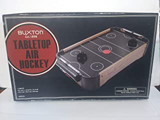 Grandstar Buxton Tabletop Air Hockey Game