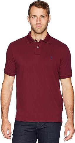 Splendid mills navy rugby stripe polo shirt nantucket red  d4386cbc52d