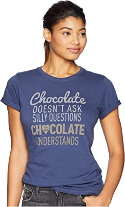 Chocolate Understands Crusher T-Shirt