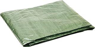Rolson 80240 5.4 x 3.6 m Tarpaulin- Green