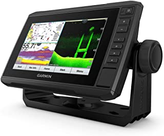 ECHOMAP 74cv UHD With U.S. BlueChart® g3 and GT24UHD-TM transducer