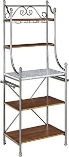 Best bakers rack with marble Reviews
