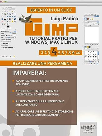 Gimp. Tutorial pratici per Windows, Mac e Linux. Livello 4 (Esperto in un click Vol. 46)