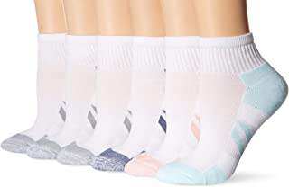 Women's 6-pack Peformance Cotton Cushioned Athletic Ankle...