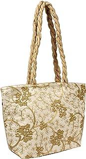PrettyKrafts Hand work Women Backpack Ethnic Travel Handbag