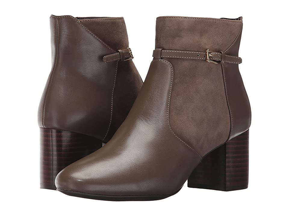 Cole Haan Paulina Grand Bootie (Morel Leather/Suede) Women