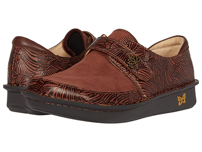 Alegria  Brenna (Cocoa Leaf) Womens  Shoes
