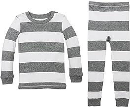 Burt's Bees Baby Baby Girls' Pajamas, 2-Piece Pj Set, 100% Organic Cotton (12 Mo-7 Yrs)