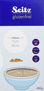 Seitz glutenfrei Teff Mehl, 6er Pack 6 x 400 g