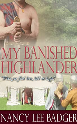 My Banished Highlander (Highland Games Through Time Book 2) (English Edition)