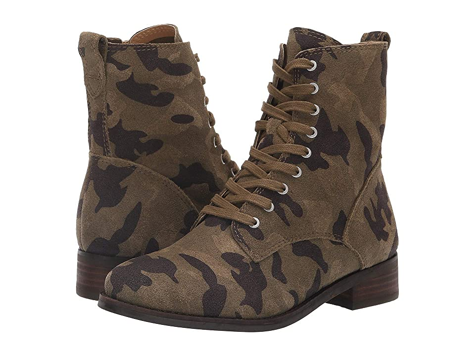 Lucky Brand Hestawn (Camo) Women