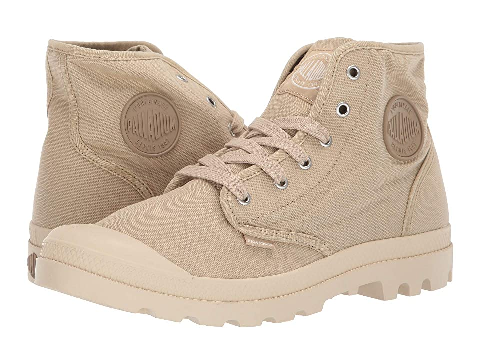 Palladium Pampa Hi (Sahara/Ecru) Men