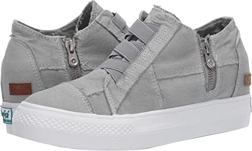 Sweet Gray Color Washed Canvas