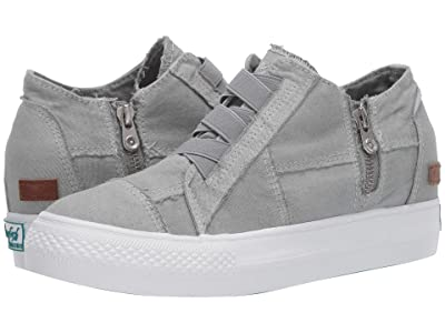Blowfish Mamba (Sweet Gray Color Washed Canvas) Women