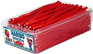 Haribo Balla Balla Strawberry, 150 Pieces, 1125g Tub