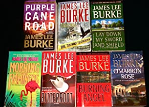"""Purple Cane Road,"" ""The Tin Roof Blowdown,"" ""A Morning for Flamingos,"" ""Bitterroot,"" ""Burning Angel,"" ""Cimarron Rose."""