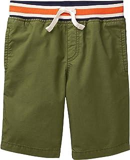Gymboree Boys' Drawstring Ripstop Shorts